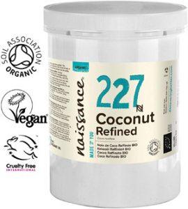 huile de coco savon maison